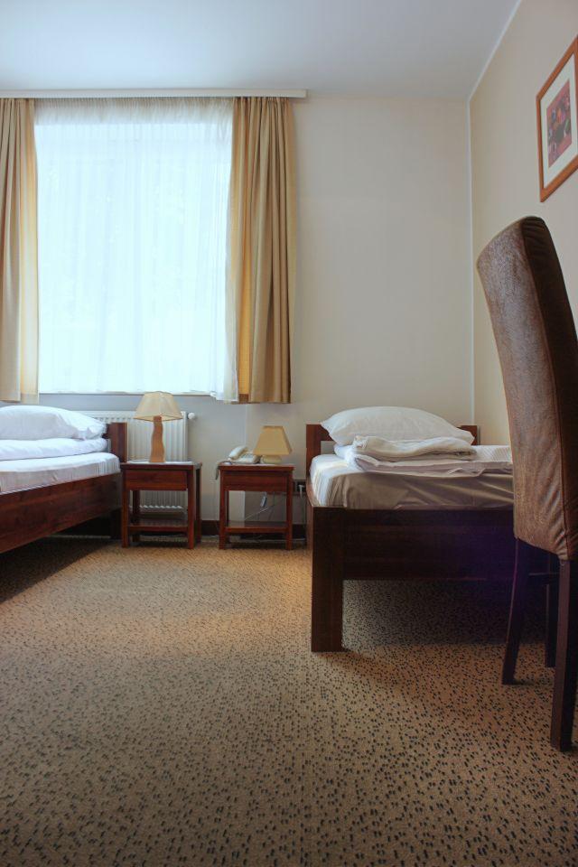 Zweibettzimmer - hotel auschwitz