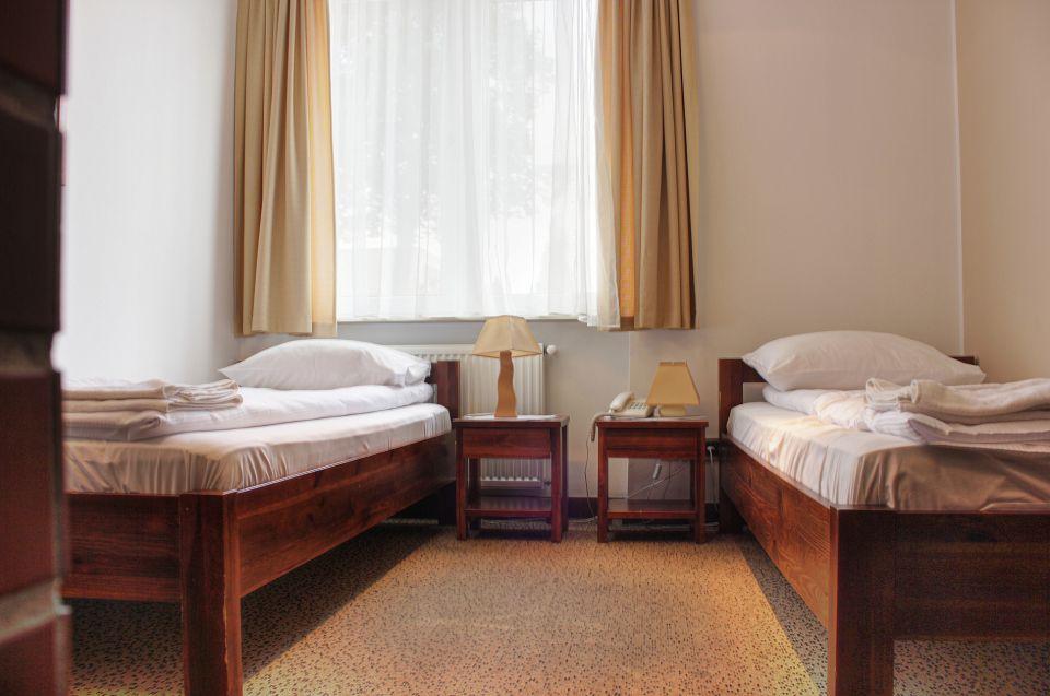 Zweibettzimmer - hotel oświęcim